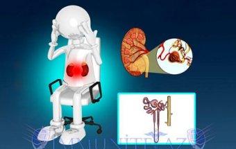 Qlomerulonefritin təbii vasitələrlə müalicəsi