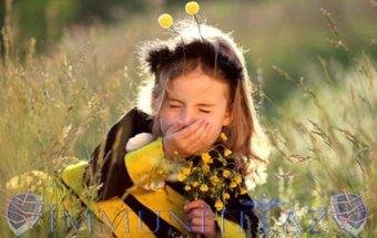 Pollinoz və ya mövsümi allergiya