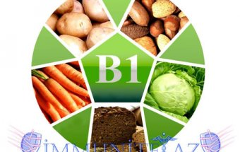 Orqanizmdə vitamin B1 çatışmazlığı