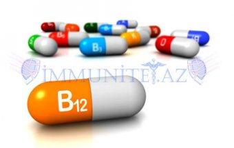 B12 vitamin çatışmazlığı