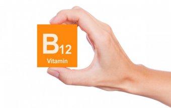 B -12 defisitli anemiya