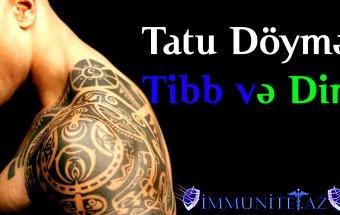 Tatu Döymə Tibb və Din